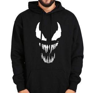 Venom Unisex Custom Made Hoodie